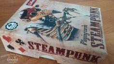 #review http://magicznyswiatksiazki.pl/steampunk-karty-do-gry/