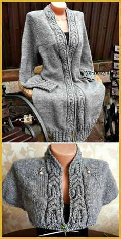 Raglan Knit Long Cable Cardigan - Free Pattern - Knitting is as easy as . Raglan Knit Long Cable Cardigan - Free Pattern - Knitting is as easy as 3 Knitting boils down to three essential s. Cable Knit Cardigan, Crochet Cardigan, Long Cardigan, Knit Crochet, Crochet Crafts, Knitting Pullover, Scarf Cardigan, Knit Cardigan Pattern, Ravelry Crochet