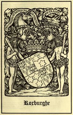 Innes Ker, Duke of Roxburghe (S 1707). The Scots peerage founded on Wood's…