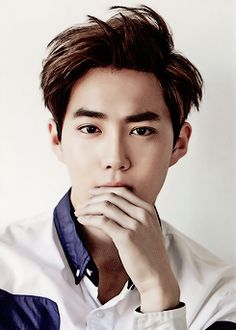 Suho (Kim Jun-myeon) [EXO] - 2015 Season's Greetings official photocard Kiko Mizuhara, K Pop, Shinee, Daily Exo, Kim Joon Myeon, Exo Official, Pre Debut, Kim Minseok, Exo Korean