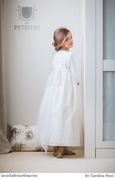 Trajes Comunión, Petritas, Vestidos Comunión niña, Blog Moda Infantil, La casita de Martina