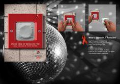 Liga Portuguesa Contra a SIDA (Portuguese League Against AIDS): Wear A Condom