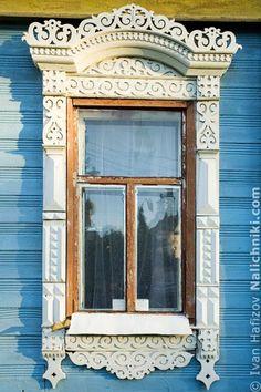 Резной наличник Ростова №6