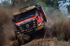 Renault Rally Truck