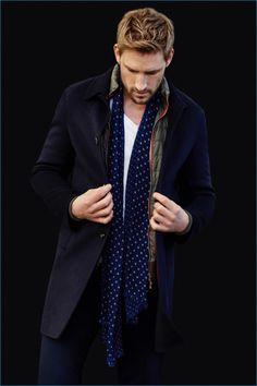 CH Carolina Herrera Tackles the Timeless Wardrobe. Men s CollectionWinter  ... 0b15c337fde5