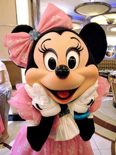 Buy Foam Mickey Mouse Mascot Adult Costume from MascotShows.com. We provide cheap mascot & 844 best Minnie Mouse images on Pinterest | Mini mouse Minnie mouse ...