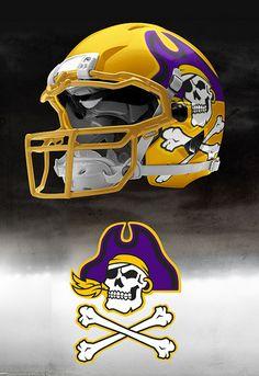 ecu yellow 4 #ecu #pirates #nike #eastcarolina