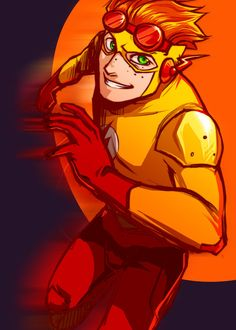 Kid Flash (Wally West) - Young Justice