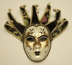 Máscara Veneciana Brill | TODO FIESTA