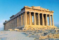 Parthenon Akropolis, Ateena 447-438 eaa