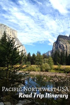 Pacific Northwest USA Road Trip Itinerary