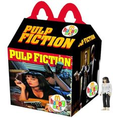 """Pulp Fiction"" Happy Meal"