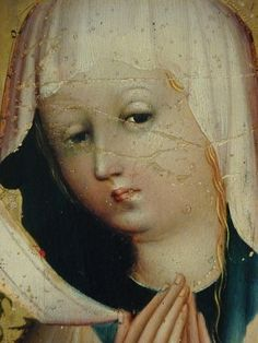 "AUTRICHE 15e - La Vierge à l'Enfant à l'Ecritoire (Louvre) - Detail 034  -  TAGS/ details détail détails detalles painting peintures ""peinture 15e"" ""15th-century paintings"" people Virgin Madonna Madone ""Holy Spirit"" ""Esprit saint"" people woman women ""jeune femme"" ange angel pose model portrait portraits face faces visage femme Jésus Jesus boy ""little boy"" Child ""little boy"" ""petit garçon"" portrait kid kids trône throne Museum Paris Austria ""writing box"" ""Moyen Âge"" ""Middle age"" lesson leçon"