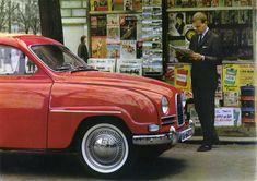 1960 Saab 96 brochure