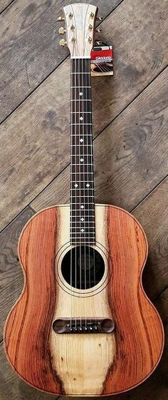 Beautiful wood grain on this acoustic guitar! - Shared by The Lewis ...