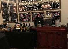 https://flic.kr/p/zRPEUW | 2015-11-04a | Elegant coffee barista espresso catering bar at an event at Walt Disney World Contemporary Resort www.espressoeventsorlando.com