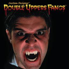 Custom Designer© Double Upper Dracula Fangs™