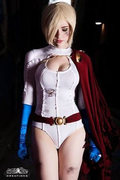 Liz Katz Her Tifa is excellent as well but Powergirl is awesome