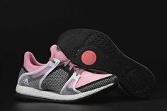 official photos 9694f 7a15f Adidas By Stella Mccartney Pure Boost Running Shoes, Adidas Pure Boost Skor  Dam Svart Vit