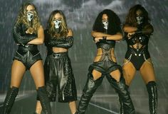 """Little Mix perform at their opening night of """"Glory Days UK Tour"""" in Aberdeen, Scotland on Little Mix Outfits, Little Mix Girls, Little Mix Style, Jesy Nelson, Perrie Edwards, Little Mix Glory Days, Litte Mix, Mixed Girls, Stage Outfits"""