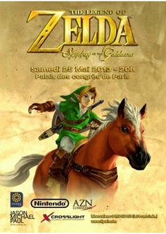Zelda concert finally arrives in Paris in May!