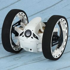 Jumping Robot RC Bounce Car With Flexible Wheels Remote Control Shock Resistant #JumpingRobotChina