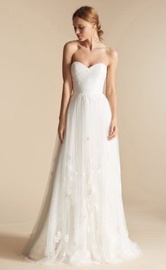 Courtesy of Ti Adora Wedding Dresses from JLM Couture