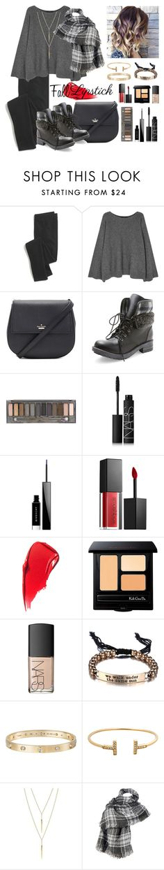 """""""Fall Red Lip❤️"""" by katymccord77 ❤ liked on Polyvore featuring beauty, Madewell, The Row, Kate Spade, UNIONBAY, Urban Decay, NARS Cosmetics, Givenchy, Smashbox and Koh Gen Do"""
