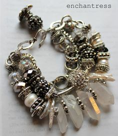 ON SALE chunky bracelet multi strand wrap bracelet by soulfuledges, $64.99