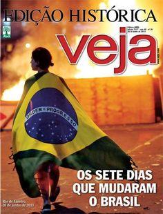 Seven days... #mudabrasil