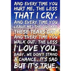 Too good at goodbyes ~ Sam Smith lyrics! Such a beautiful song! ❤️