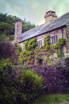 Country Cottage in Devon, England