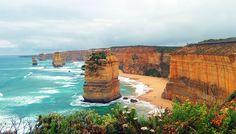 12 Apostles, Great Ocean Road, Australia www.mamaisonsurledos.com