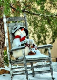 Snowman Relaxing (70 pieces)