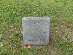 "Albert Clarence ""Bert"" Hemingway (1870 - 1951) - Find A Grave Photos Albert Clarence ""Bert"" Hemingway Memorial Photos Flowers Edit Share Learn about upgrading this memorial... Birth: 	Aug. 21, 1870 Death: 	Dec. 4, 1951  On same lots; Libbie L, George E.     Family links:   Parents:   Ernest Needham Hemingway (1849 - 1929)   Ann Toppan Harris Hemingway (1851 - 1939)    Spouse:   Libbie L Hemingway (1872 - 1903)    Children:   George E Hemingway (1895 - 1896)*    Siblings:   Albert Clarence…"