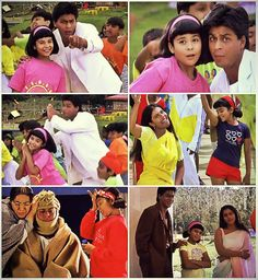 Kuch Kuch Hota Hai, this is my FAVORITE MOVIE. far more heartbreaking than ANY other❤❤❤