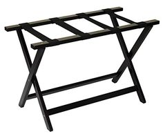 Casual Home Heavy Duty Extra Wide Luggage Rack 30Inch *** Find out more about the great product at the image link.