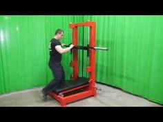 Vertical Leg Press Machine (D7X) - YouTube Butt Workout, Gym Workouts, Professional Gym Equipment, Shoulder Press Machine, Weight Lifting Equipment, Plate Storage, Gym Machines, Leg Curl, Leg Press