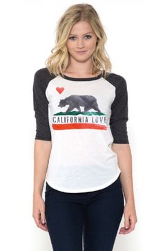 """California Love"" Tee"