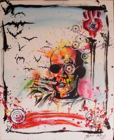hunter_s_thompson_by_ace_mcguire-d6gm3wn.jpg (1280×1571)