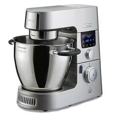 kenwood küchenmaschine cooking chef km070 mit induktions kochfunktion