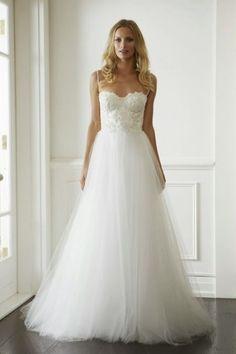 Amazing tulle wedding dress - Marriage Stuff