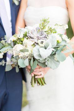 succulent Wedding Inspiration - Style Me Pretty