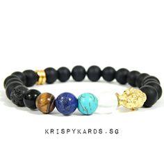 Check out Multi Stones Beads Bracelet for $10.00. Get it on Shopee now! https://shopee.sg/krispykards.sg/42434769 #ShopeeSG