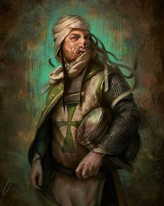 The order of Saint Lazarus or the army of the dead in the defense of Jerusalem. Saint Lazarus, Total War, Something Beautiful, Saints, Army, Statue, History, Jerusalem, Fictional Characters