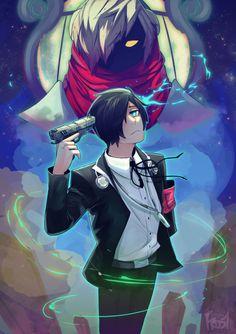 Persona 5 Joker, Persona 4, Cute Anime Boy, Anime Art Girl, Yu Narukami, Finding A Girlfriend, Shin Megami Tensei Persona, King Of Fighters, Jojo Bizzare Adventure