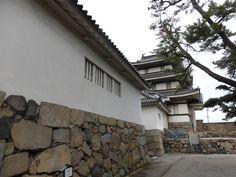 高松城 月見櫓 渡櫓 2015.11.19