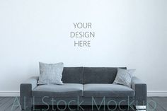 Wall Mockup by Allstock