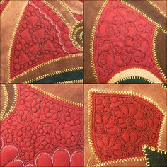 Advanced Stipple | Sharon Schamber Quilts