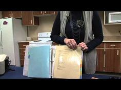 How to prepare a Financial Records Binder - Video